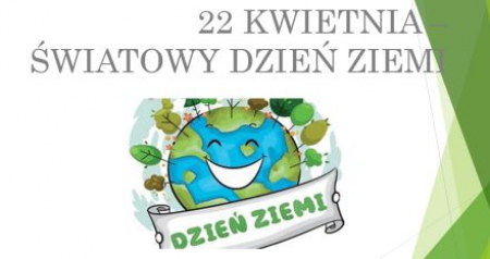 Światowy Dzień Ziemi