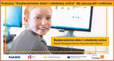 Bezpieczeństwo w sieci - materiał dla rodziców i nauczycieli.