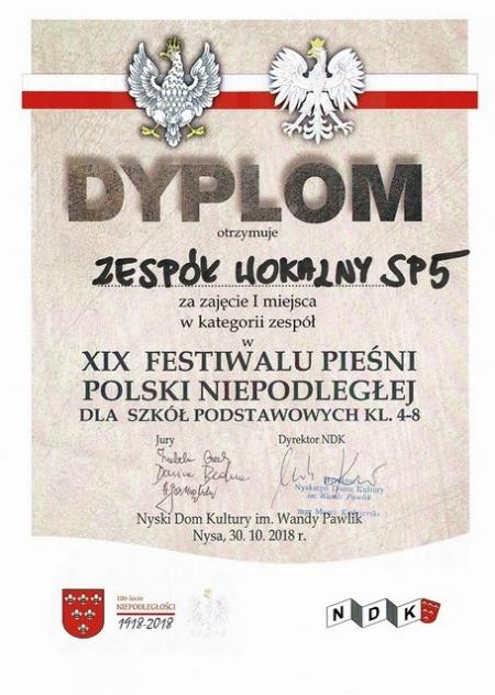 XIX Festiwal Pieśni Polski Niepodległej
