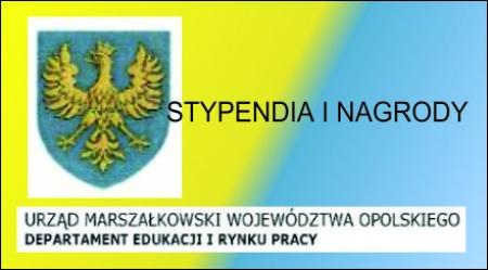 Stypendia Urzędu Marszałkowskiego Woj. Opolskiego